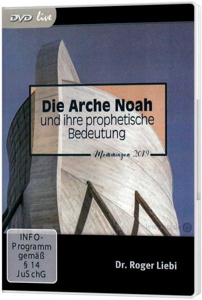 Die Arche Noah und ihre prophetische Bedeutung - DVD