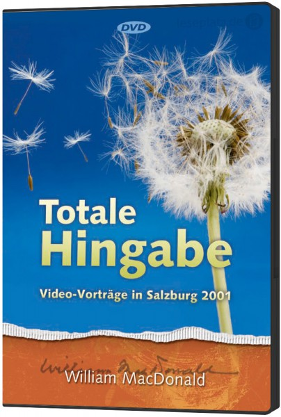 Totale Hingabe - DVD