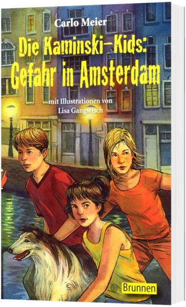 Gefahr in Amsterdam (9) - Taschenbuch