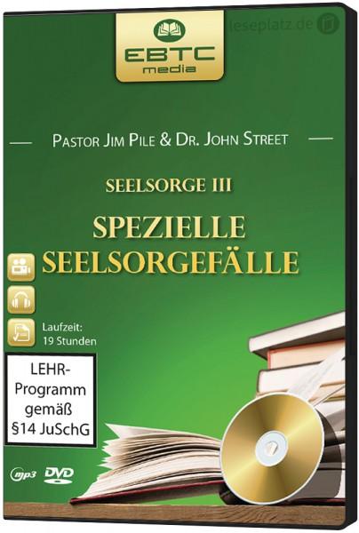 Seelsorge III: Spezielle Seelsorgefälle - DVD