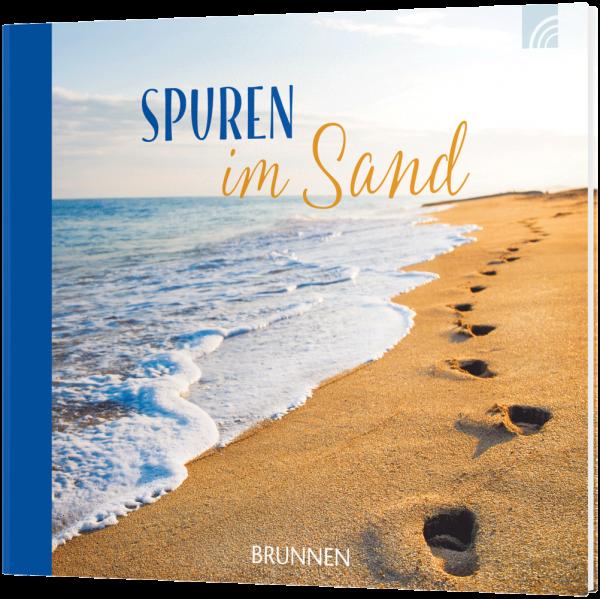 Spuren im Sand - Geschenkband