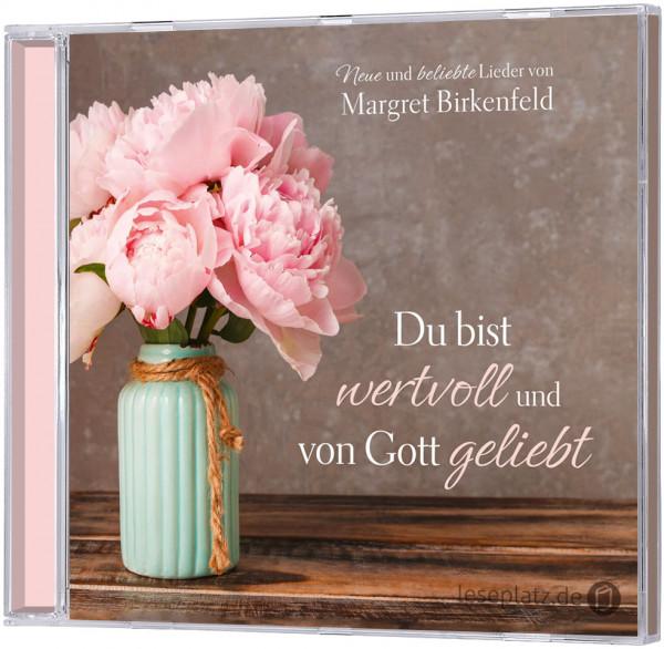 Du bist wertvoll und von Gott geliebt - CD