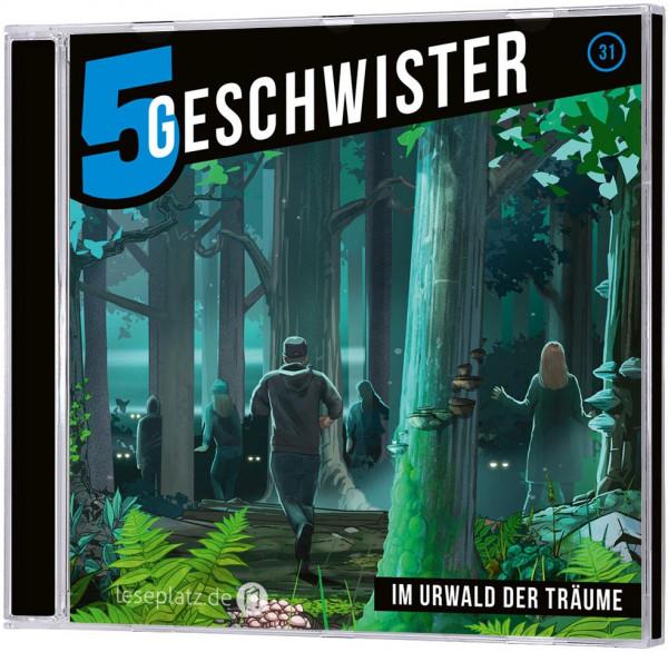 5 Geschwister CD (31) - Im Urwald der Träume