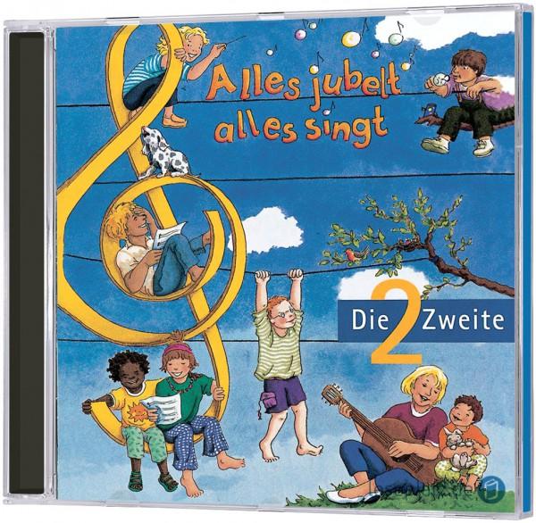 Alles jubelt, alles singt - CD (2)