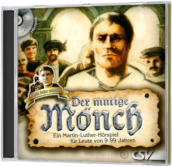 Der mutige Mönch - Hörspiel-CD