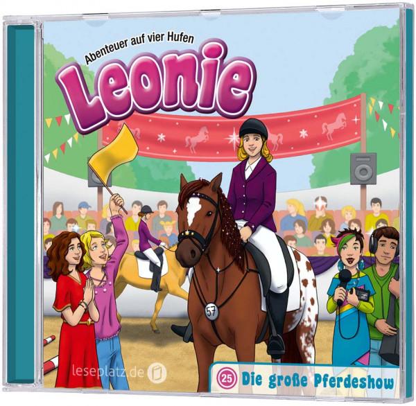 Leonie CD (25) - Die große Pferdeshow