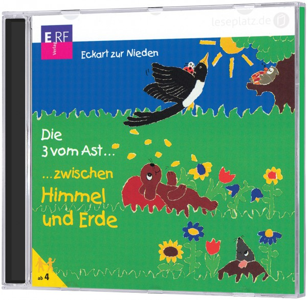 Die 3 vom Ast ... zwischen Himmel und Erde - CD
