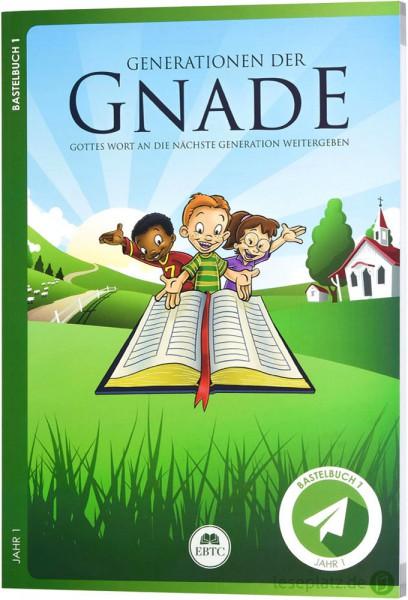 Bastelbuch (2 Bände) - Jahr 1 - Generationen der Gnade