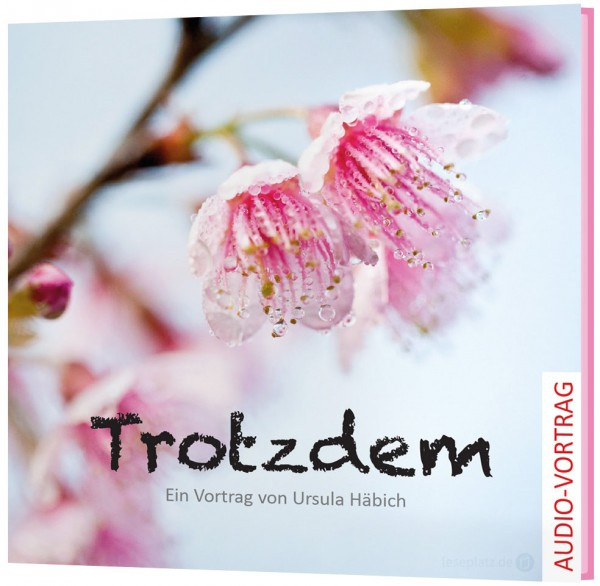 Trotzdem (MP3-CD)