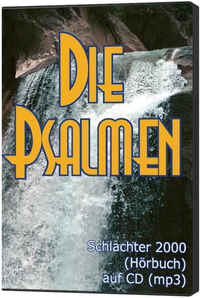 Schlachter 2000 - Die Psalmen (MP3)