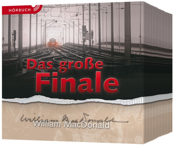 Das große Finale ''Give-Away-Hörbuch'' (VPE = 20 Exemplare)