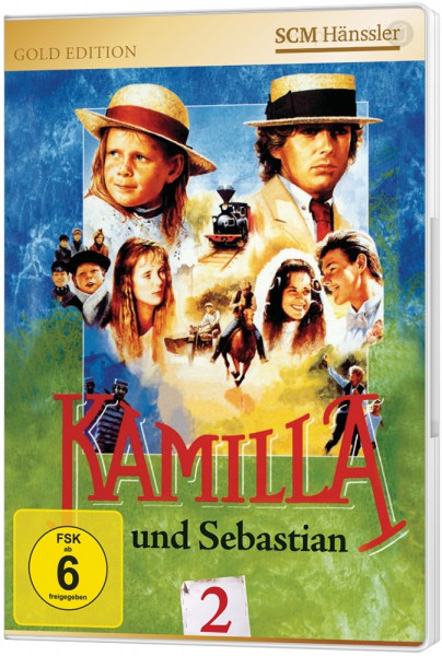 Kamilla und Sebastian - DVD