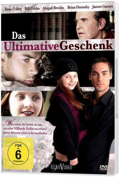 Das Ultimative Geschenk - DVD