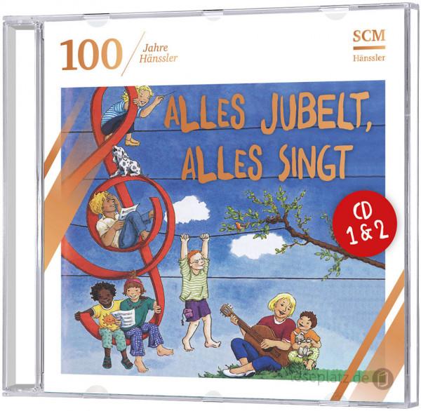 Alles jubelt, alles singt - Doppel-CD (1+2)