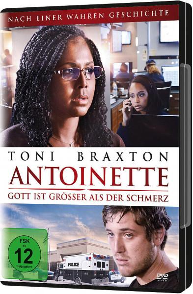 Antoinette - Gott ist größer als der Schmerz-DVD