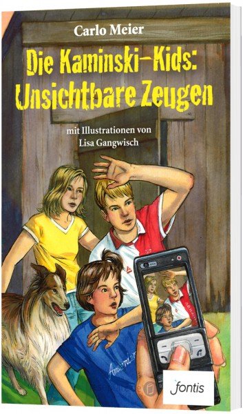 Unsichtbare Zeugen (10) - Taschenbuch