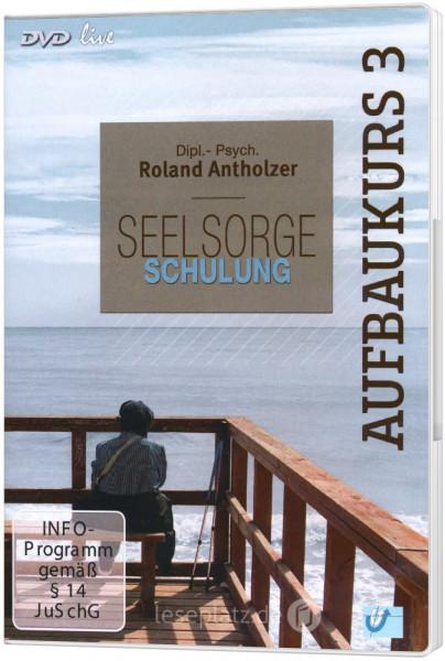 Seelsorge Schulung Aufbaukurs 3 (DVD)