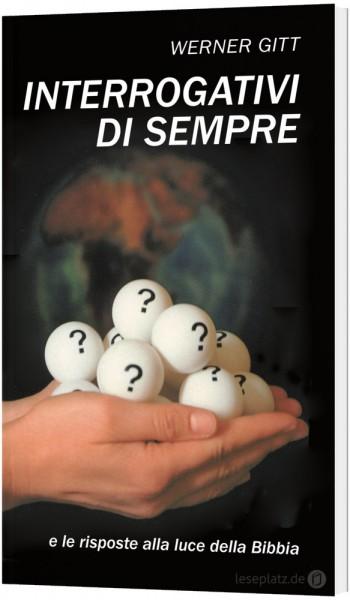 Fragen, die immer wieder ... - italienisch