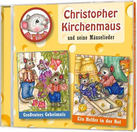 Christopher Kirchenmaus und seine Mäuselieder (8) - DCD