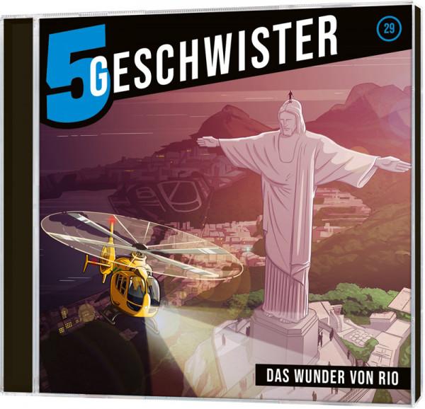 5 Geschwister CD (29) - Das Wunder von Rio