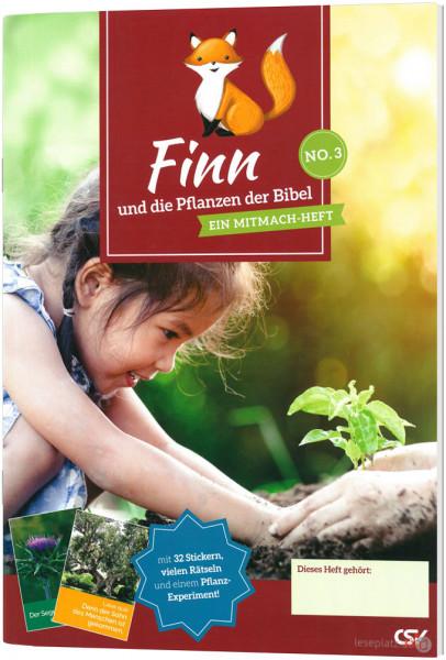Finn und die Pflanzen der Bibel - No.3