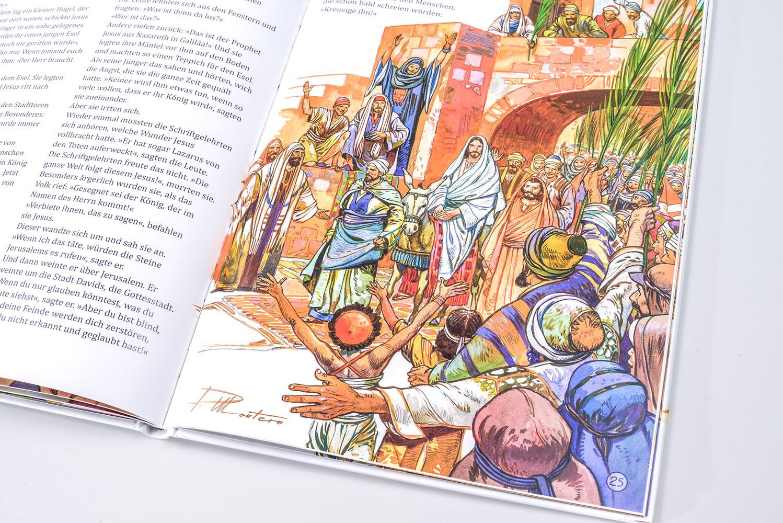 Abenteuer der Bibel - Gesamtpaket   Leseplatz