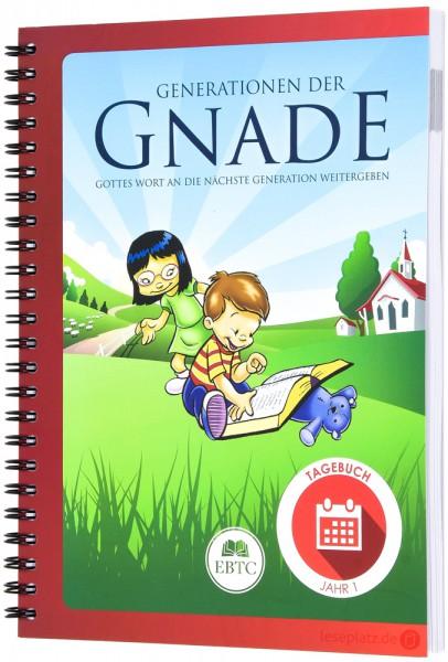 Tagebuch - Jahr 1 - Generationen der Gnade