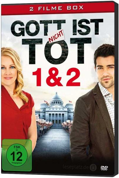 Gott ist nicht tot 1&2 - DVD