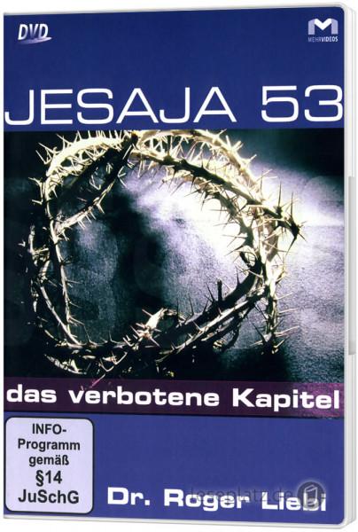 Jesja 53 - das verbotene Kapitel - DVD
