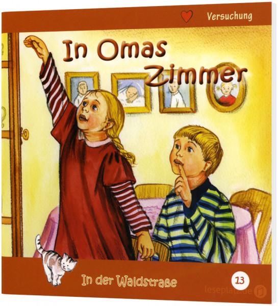 In Omas Zimmer (13) In der Waldstraße - Heft 13