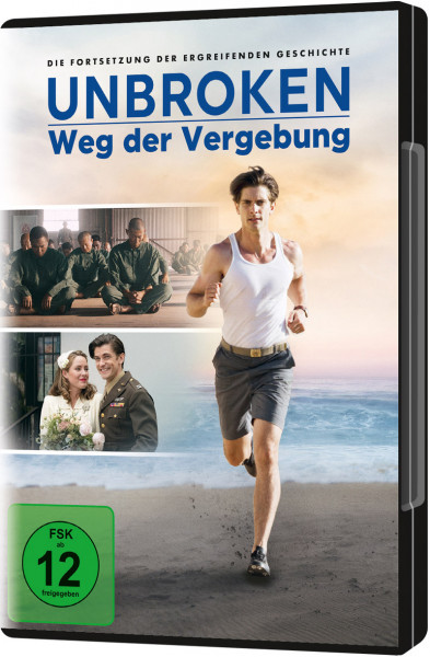 Unbroken - Weg der Vergebung - DVD