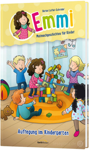 Emmi - Aufregung im Kindergarten
