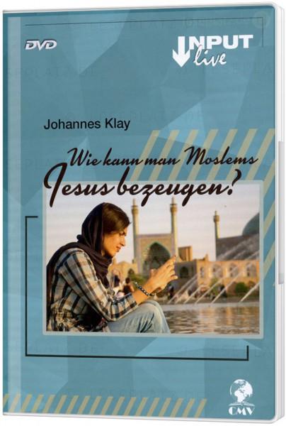 Wie kann man Moslems Jesus bezeugen? - DVD