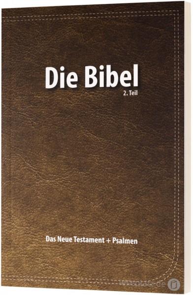 Elberfelder 2003 - Das Neue Testament mit Psalmen