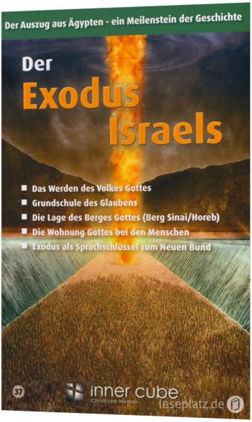 Der Exodus Israels - Leporello 37