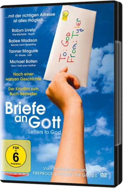 Briefe an Gott - DVD
