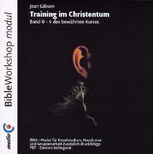BWS-Modul Training im Christentum - 5 Bände