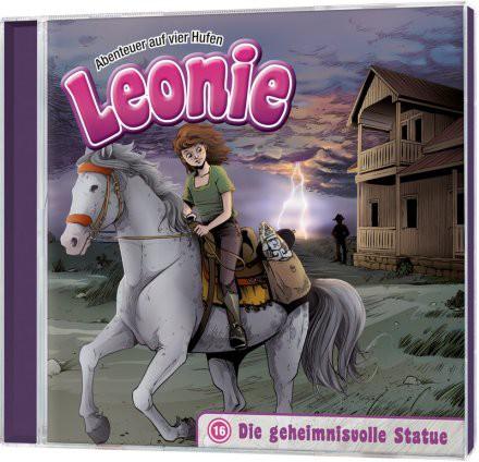 CD Leonie (16) - Die geheimnisvolle Statue