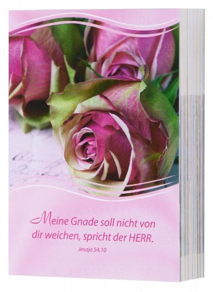 "Neujahrslose ""Blumenmotive"""