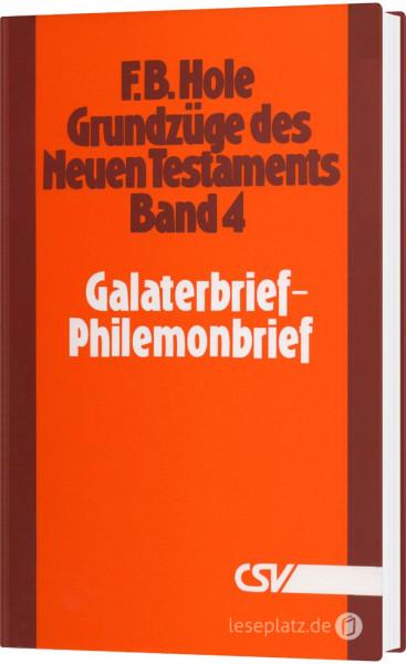 Grundzüge des Neuen Testaments - Band 4