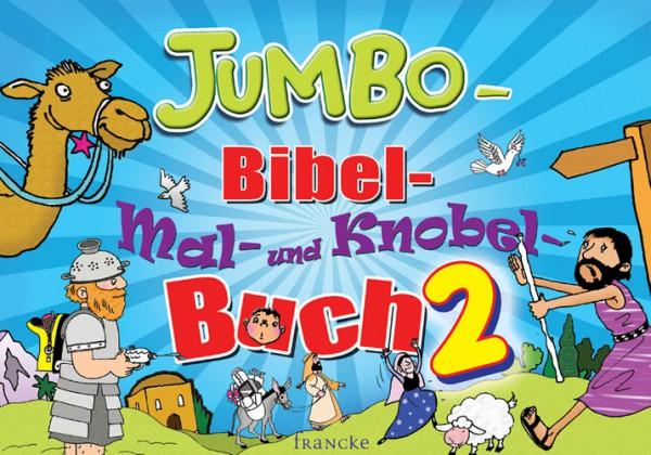 Das Jumbo-Bibel-Mal-und Knobelbuch (2)