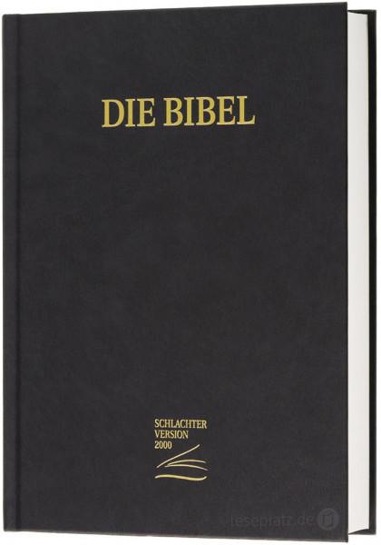 Schlachter 2000 - Schreibrandausgabe Hardcover