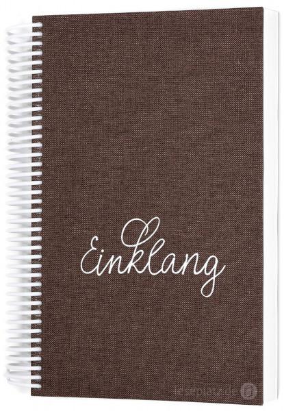 Einklang - Großdruckausgabe Ringbuch
