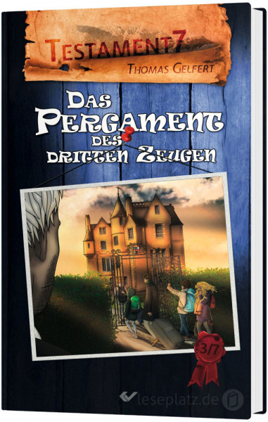 Testament7 - Das Pergament des dritten Zeugen (3)