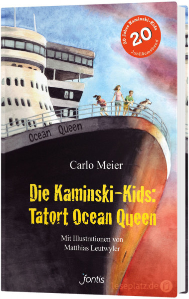 Tatort Ocean Queen (19) - Hardcover