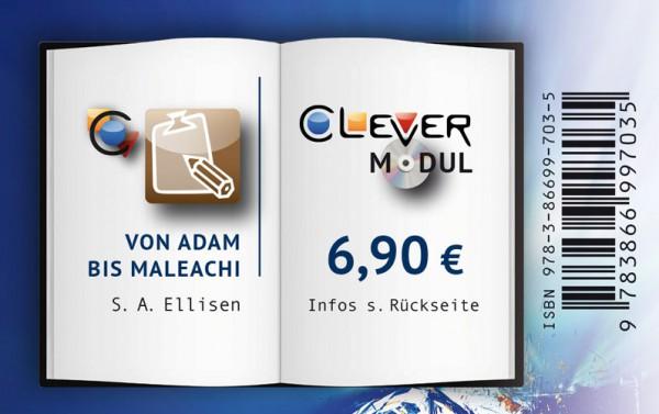 """CLeVer-Keycard """"Von Adam bis Maleachi"""""""