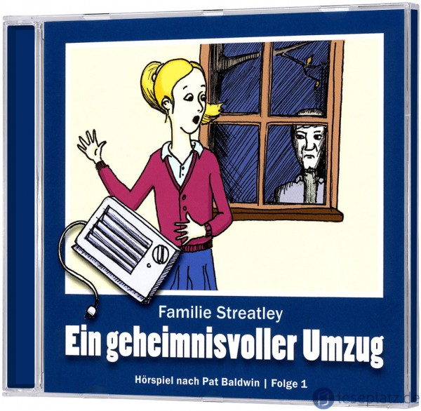 Familie Streatley 1 - Ein geheimnisvoller Umzug (CD)
