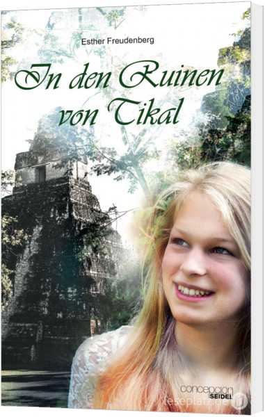 In den Ruinen von Tikal (3)