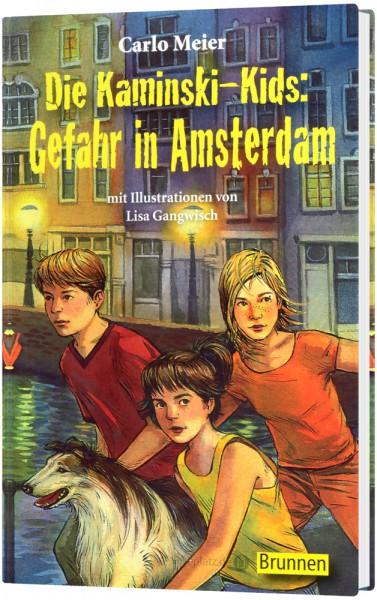 Gefahr in Amsterdam (9) - Hardcover
