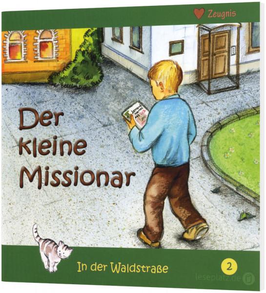 Der kleine Missionar (2) In der Waldstraße - Heft 2